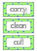 Dolch Sight Words for Word Walls - 3rd  Grade Sight Words