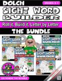 Dolch SightWord Builder Letter-by-Letter Book1 Grades-K-3 (The Bundle)
