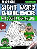Dolch SightWord Builder Letter-by-Letter-Level C Book1 Grades-K-3