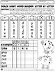 Dolch SightWord Builder Letter-by-Letter-Level A Book1 Grades-K-3
