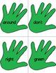 Dolch Slap hands: Second Grade