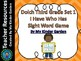 Dolch 3rd Grade I Have Who Has High Frequency Words Sight Word Games Bundle