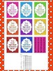 Dolch Dot 3rd Grade High Frequency Words Sight Word Assessment Tracking System
