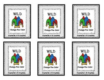 Dolch-UNO Pre-Primer (Pre-Kindergarten) Card Game **FREEBIE**