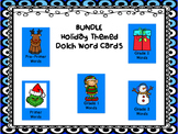 Dolch Word Christmas Themed Games - GRINCH! BUNDLE