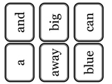 Dolch Word Flashcards (220)