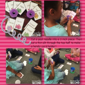Dolch Word Go Fish! (1st Grade)