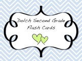Dolch Word Second Grade Flash Cards