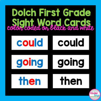Dolch Word Wall Bundle