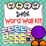 Dolch Word Wall Kit {Editable}
