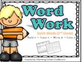 Dolch Word Work (2nd Grade Set)