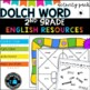 Dolch Word Activity packs BUNDLE k-Grade 3
