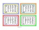 Dolch Words 1st Grade Word Wall Cards