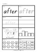 Dolch Words - Activity Sheets - First Grade