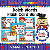 Dolch Words -  All Words - Flash Card Circus Bundle