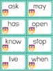 Dolch Words Complete Set plus nouns Sight Words Slap-It Card Game/Center