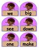 Dolch Words Flashcards Shapes - DOC MCSTUFFINS