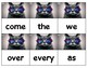 Dolch Words Flashcards (Large) - Cool Cat
