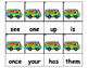 Dolch Words Flashcards - Scooby Doo