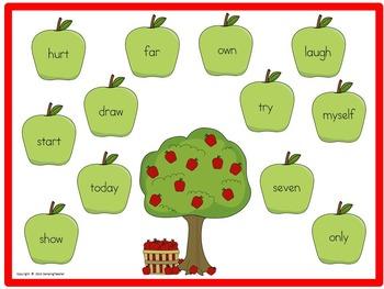 Dolch Words Game Bundle Preprimer, Primer, 1st, 2nd, 3rd Lists