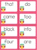 Dolch Words PRIMER Sight Words Slap-It Card Game/Center