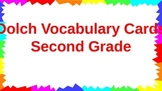 Dolch Words -Second Grade