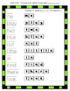 Dolch Words Worksheets: Writing Form - Trace and Vowel Practice (Highlight)