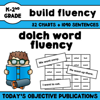 Dolch Words in Context (Sight Word Fluency)
