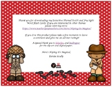 Dolch and Fry Sight Word Flash Cards~ Red Polka Dot Detective