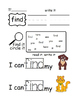Dolch sight words worksheets for preschoolers