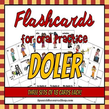 Doler Flash Cards