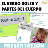 Doler and Parts of the Body Introduction & Practice
