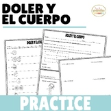 Doler and Parts of the Body Read, Draw, and Write Activities