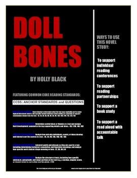 Doll Bones Novel Study