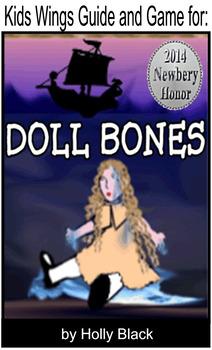 Doll Bones by Holly Black, A Bone-Chilling 2014 Newbery Honor Book