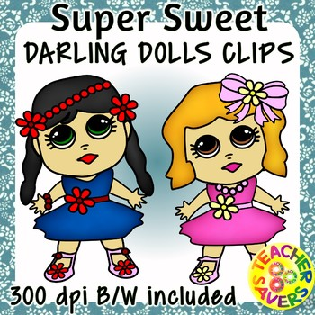 Doll Clipart
