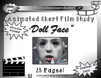 Doll Face Animated Short Film Unit Study
