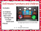 Doll House Furniture and Children