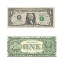 Dollar Bill Activity