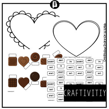 Contraction Chocolates