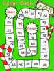 Christmas Holiday Math: Coins and Money