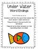 Dollar Deal #32: Under Water Word Endings ine, ile, ice