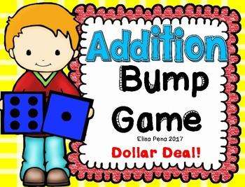 Dollar Deal: Addition Bump Game