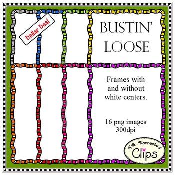Dollar Deal! Bustin' Loose Frame Collection