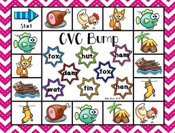 Dollar Deal: CVC Bump Game