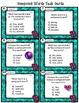 Dollar Deal! Compound Words Task Cards {Scoot}  Common Cor