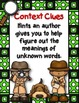 Dollar Deal! Context Clues 40 Task Cards {2nd and 3rd} Common Core Aligned