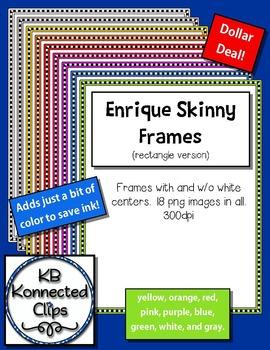 Dollar Deal! Enrique Frames (rectangle version)