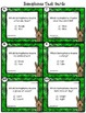 Dollar Deal! Homophones 40 Task Cards Set 2 {2nd and 3rd} Common Core