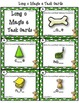 Dollar Deal! Long o Magic e {40 Task Cards} Recording Shee